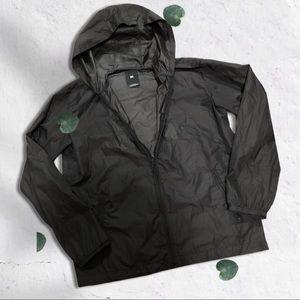 Large Black DC Soft Shell Jacket